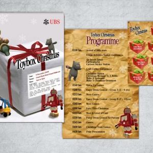 UBS Event Graphic Designer