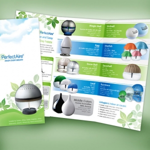 Product Brochure Graphic Designer