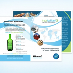 Corporate Brochure Graphic Designer