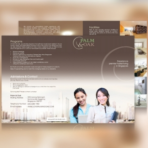 Brochure Graphic Designer