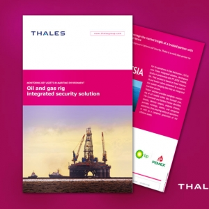 Brochure Graphic Designer