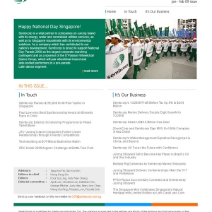 Email Newsletter EDM Design