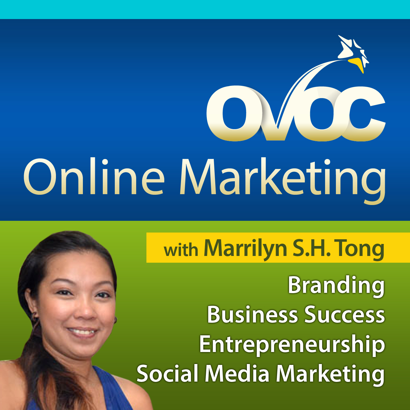 OVOC Online Marketing Podcast: Social Media Marketing | Branding | Entrepreneurship | Business Success
